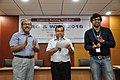 Anil Shrikrishna Manekar Announces Competition Results - Valedictory Session - Workshop on Organising Indian and World Robot Olympiad - NCSM - Kolkata 2016-03-09 2512.JPG