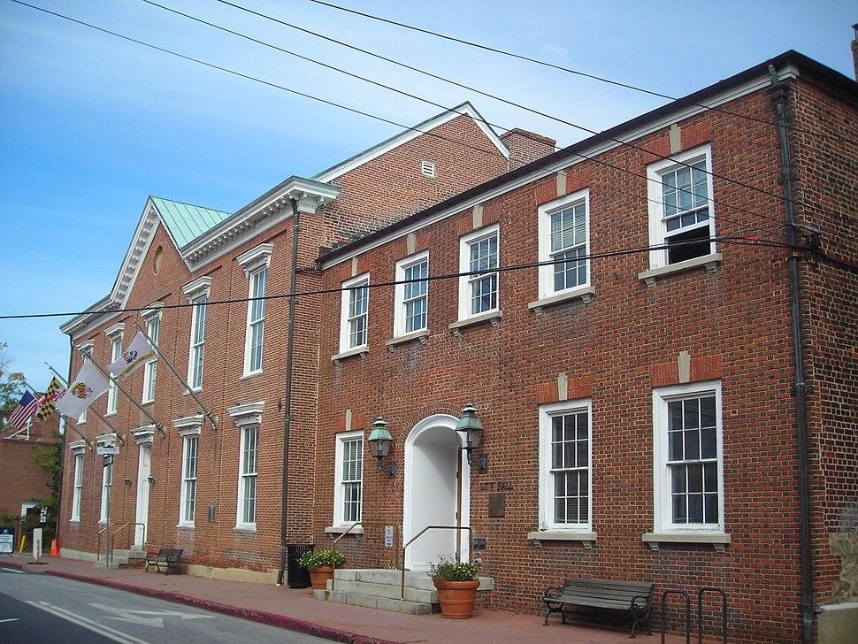 Annapolis City Hall 2