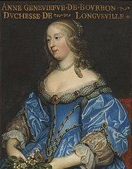 Anne-Genneviève de Bourbon-Condé, duchesse de Longueville