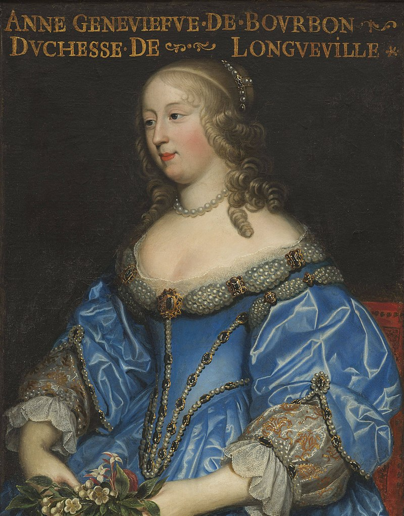 Анн Женевьева де Бурбон, герцогиня Эстутвиль и Лонгвиль.jpg