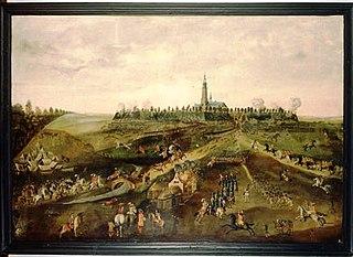 De vergeefse bestorming van Aardenburg door de Fransen in 1672