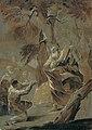Anonymous - Moses bringt das Gesetz vom Berge Sinai - 5334 - Österreichische Galerie Belvedere.jpg