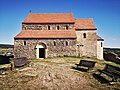 Ansamblul bisericii evanghelice fortificate Cisnădioara 02.jpg