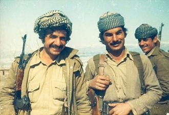 Al-Ansar (Iraq) - Partisans in the Sulemaniyah region