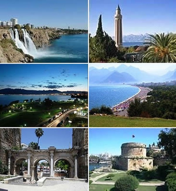 Pictures of Antalya