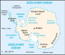 Antarktis – Reiseführer auf Wikivoyage