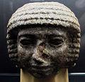 Antico regno, testa maschile, V dinastia, 2465-2323 ac.JPG