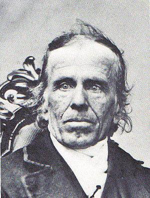 Antoine Plamondon - Photograph of Antoine Plamondon c. 1865