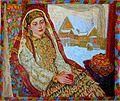 Anvar saifutdinov The Tatar bride.jpg