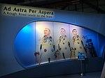 Apollo 1 tribute exhibit KSC 2019.jpg