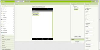 App Inventor for Android - Image: App Inventor 2