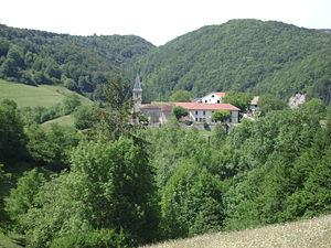 Aranc - Pézières hamlet