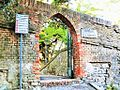 Arcevia parco ingresso lato monte Croce.JPG