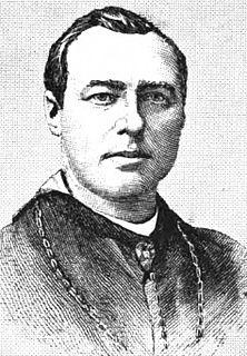 Francis Janssens Dutch-born Catholic bishop