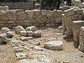 Archeological park of Ramat Rachel IMG 2212.JPG