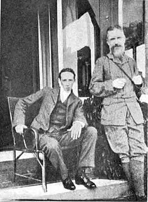 Archibald Henderson (professor) - Archibald Henderson and G. Bernard Shaw