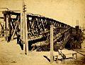 Archivo General de la Nación Argentina 1890 aprox Buenos Aires, Puente de Barracas.jpg