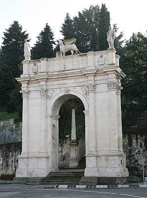 Arco delle Scalette - Arco delle Scalette