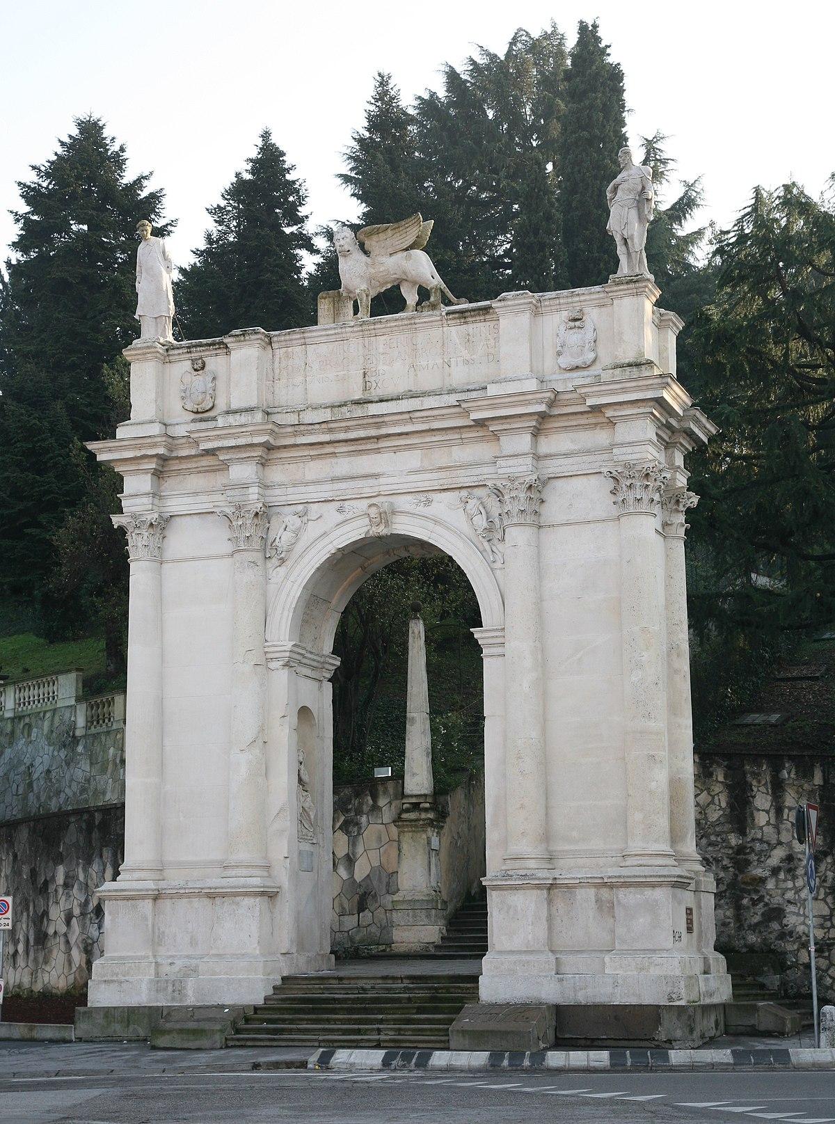 Arco Delle Scalette Wikipedia