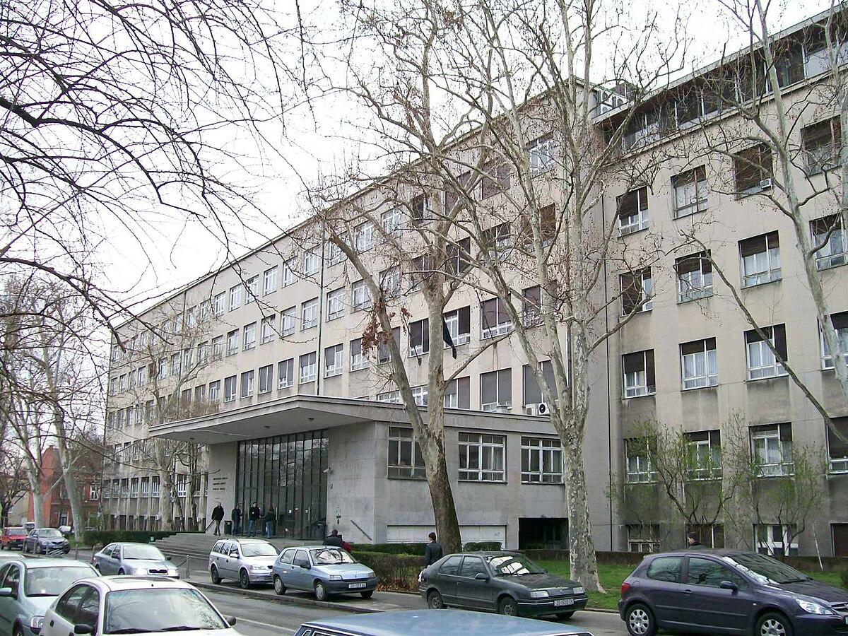 Datoteka Arhitektonski Fakultet U Zagrebu Jpg Wikipedija