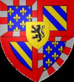 Armoiries Bourgogne Jean sans Peur.png