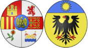 Arms of Julie Clary as Queen Consort of Spain.png