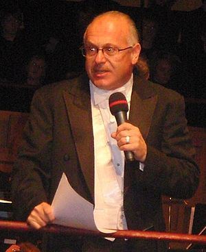 Arnie Roth - Roth at a Play! A Video Game Symphony event in 2007