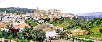 Aroche - Image: Aroche, Spain