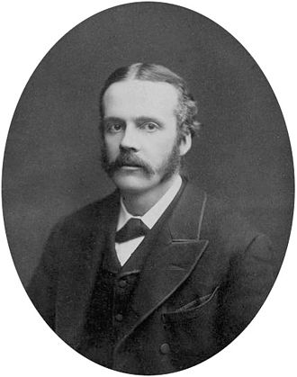 Arthur Balfour - Balfour early in his career