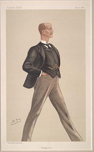 Lord Arthur Hill