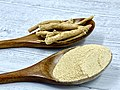 Ashwagandha Powder and Root on Spoons - 50191697031.jpg