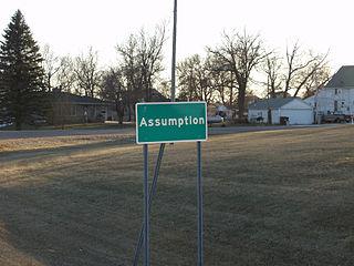 Assumption, Minnesota Unincorporated community in Minnesota, US