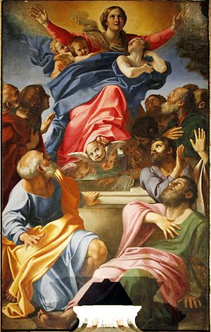Assumption of the Virgin (Carracci)