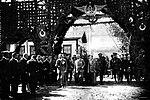 Atatürk Samsun-Çarşamba tren hattı açılışında.jpg