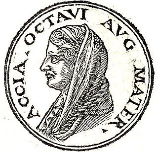 Atia (mother of Augustus) Mother of Augustus