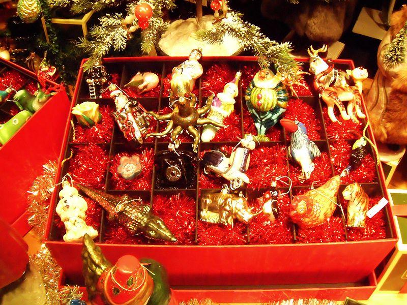 Quando começam os mercados de Natal?