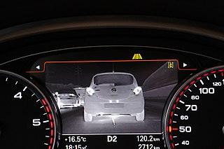 Automotive night vision