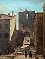 Augustins - Démolition de la porte Montoulieu - Félix Saurine 1826 (RO 797).jpg