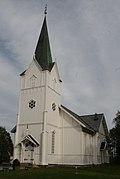 Aurskog kirke fra sorvest id 83817.jpg