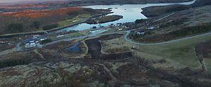Austafjord - Image: Austafjord 2016