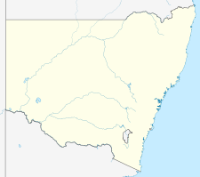John Hunter Hospital is located in New South Wales