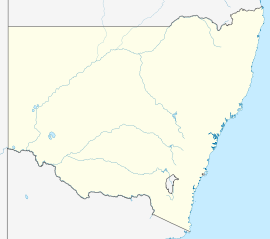 Albury is located in New South Wales