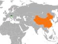 Austria China Locator.png