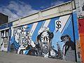 Avenida carrera 7 Usaquén grafiti.JPG