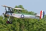 Avro Tutor 'K3241' (G-AHSA) (33634162710).jpg