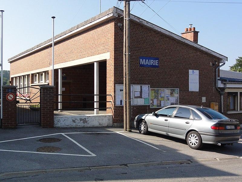 Bérelles (Nord, Fr) mairie