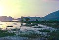 Bình minh trên Hồ Phú Hòa & 1971 giữa Qui Nhơn và Phú Tài. (9680618252).jpg