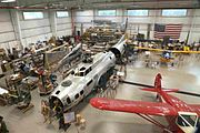 B-17 Flying Fortress Project at the Champaign Aviation Museum.jpg