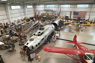 Champaign Aviation Museum Aviation museum in Ohio, United States