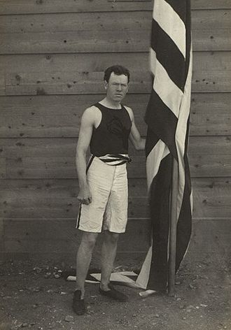 United States at the 1896 Summer Olympics - James Connolly